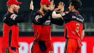 IPL 2020 Updated Points Table: Orange Cap And Purple Cap Holders After SRH vs RCB Match 3