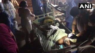 Gujarat: Fire Breaks Out at COVID Ward of SSG Hospital in Vadodara