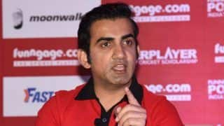 This is Not What You Call Leading From The Front: Gambhir Criticises Dhoni