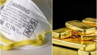 Man Tries To Smuggle 40-Grams Gold Inside His N95 Face Mask, Arrested at Kozhikode Airport