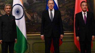 LAC पर तनाव के बीच कुछ ही देर में मास्को में मिलने वाले हैं भारत और चीनी विदेश मंत्री