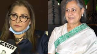 Jaya Prada Extends Support to Ravi Kishan: Jaya Bachchan Ji Is Doing Politics Over The Issue