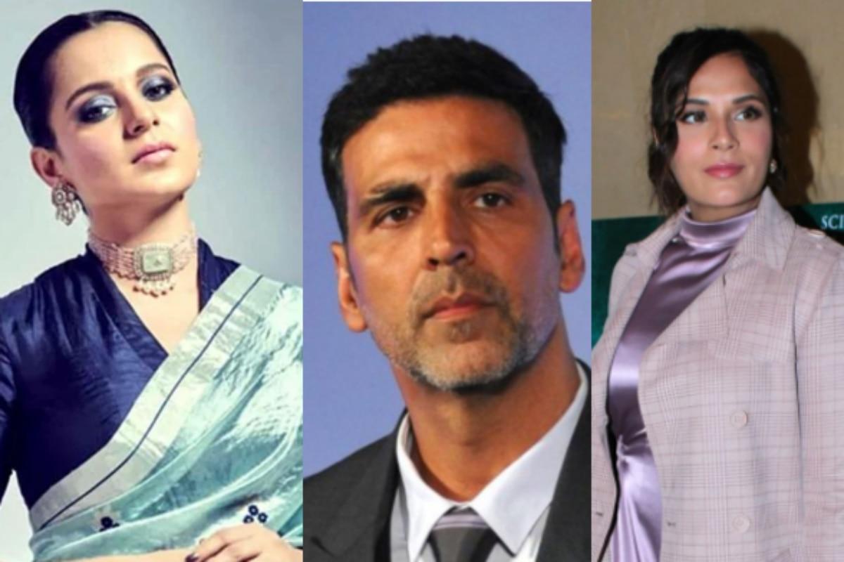 Kangana Ranaut, Akshay Kumar, Others Demand Justice For Hathras Gang Rape  Victim | India.com  - kangana akshay richa