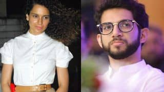 Kangana Ranaut Takes Aaditya Thackeray's Name in SSR And Drug Racket Case, Tweets to Say 'They Want to Fix me'