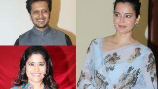 Kangana Ranaut's 'Mumbai Feels Like PoK' Tweet Triggers Wide Criticism, Bollywood Celebs Speak