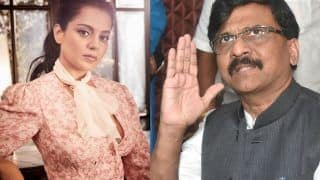Kangana Ranaut Gets Y Level Security Amid Ongoing Fight With Shiv Sena Leader Sanjay Raut