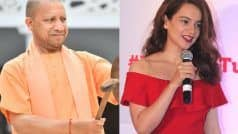 Kangana Ranaut Wants 'Terrorism Free' Film Industry After CM Yogi's Announcement