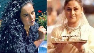 Kangana Ranaut Launches Fresh Attack at Jaya Bachchan Over Her 'Thali' Remark, Says, 'Decorated My Thali With Women-Centric Roles'