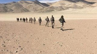 India-China Faceoff: Special Frontier Force Officer On Recce At LAC Killed In Mine Blast