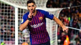 Football Transfer: Luis Suarez Leaves Barcelona For Atletico Madrid