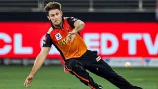 KKR vs SRH, IPL 2020: Will Mohammed Nabi Replace Injured Mitchell Marsh?