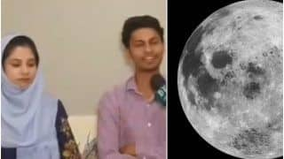 Inspired by Sushant Singh Rajput, Pakistani Man Buys Land On Moon For His Wife As Wedding Gift
