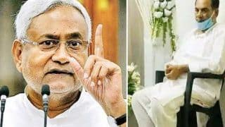 Sushant Singh Rajput's Father KK Singh Meets Bihar CM Nitish Kumar, CM Says 'Bihar Has Lost An Icon'
