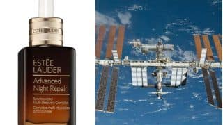 Photoshoot in Space: Cosmetics Company Estée Lauder to Pay Rs 95 Lakh to NASA to Shoot an Ad Aboard The ISS; Take-Off Tomorow!