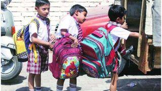 School Reopening News: इन शर्तों के साथ 15 अक्टूबर से खुल सकेंगे स्कूल, जानें क्या है शिक्षा मंत्रालय की पूरी गाइडलाइंस