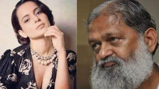 भाजपा नेता अनिल विजने कंगना की आलोचना करने वालों को लिया आड़े हाथ, कहा- मुंबई जागीरनहीं...
