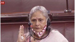 संसद में ड्रग्स मामले पर बयान देने के बाद मुंबई में जया बच्चन के घर के बाहर बढ़ाई गई सुरक्षा