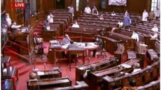Farm Bills Passed in Parliament: Rajnath Assures Farmers With 'Mai Bhi Kisan' Response, Congress Says 'Black Day in India's Democracy' | Top Points