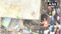 महाराष्ट्र के भिवंडी में तीन मंजिला इमारत ढही, 10 लोगों की मौत- कइयों के फंसे होने की आशंका