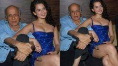 कंगनाऔर महेश भट्ट की इस वायरलतस्वीरने मचाई सनसनी, राखीसावंत ने शेयर किया फोटो