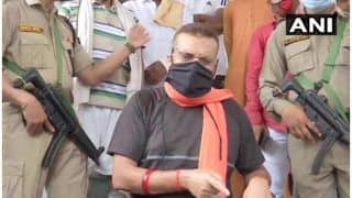 Bihar DGP Gupteshwar Pandey: बिहार के DGP पद से VRS लेने के बाद बोले गुप्तेश्वर पांडेय- चुनाव लड़ना पाप है क्या? लेकिन अभी इस बारे में....