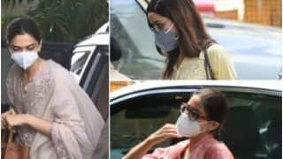 Drug Angle in SSR Death Case: Shraddha Kapoor, Sara Ali Khan Leave NCB Office After Interrogation By NCB