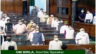 प्रधानमंत्री ने पहना नीला मास्क, कई सदस्यों के चेहरे पर था मधुबनी मास्क और फेस शील्ड