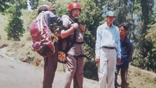 Rare Pic: PM Modi Once Went Paragliding in Himachal's Solang Valley, Instructor Recalls The Day