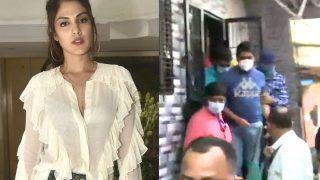 SSR Case Major Development: NCB Detains Samuel Miranda, Raids Rhea Chakraborty's Residence