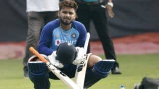 Here s Why Pant May NOT Make The Team For Australia Tour