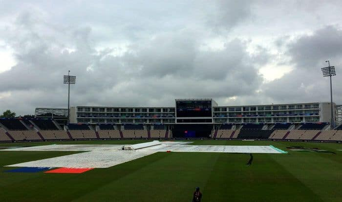 WTC Final: Rain Likely to Play Spoilsport at Southampton