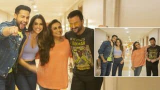 Bunty Aur Babli 2: Saif Ali Khan, Rani Mukerji, Siddhanth Chaturvedi Wrap-up Shooting With a Fun Song
