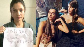 SSR's Brother-in-Law Supports Ankita Lokhande Against Shibani Dandekar's '2 Secs Fame' Jibe