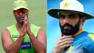 Shoaib akhtar lashes out at misbah ul haq honest people dont complaint 4136320