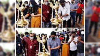 Drishyam 2 Update: Mohanlal Kickstarts Shooting of The film in Kochi, Shares Pictures From The Set