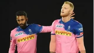 Ipl 2020 ben stokes likely to join with rajasthan royals on october first week 4151230