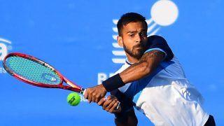 French Open 2020 Qualifiers: Sumit Nagal Exits, Prajnesh Gunneswaran Enters 2nd Round