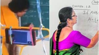 Teachers' Day 2020: Time to Appreciate Our Teachers Because Adapting to New Technology is Not Easy