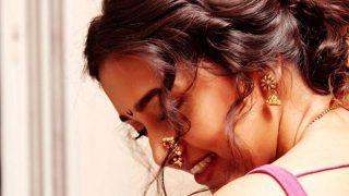 टीवी एक्ट्रेस Tejasswi Prakash की नयी खूबसूरत तस्वीरें, चेहरे पर उड़ी जुल्फें हैं या सावन की घटा छाई है