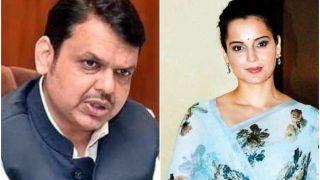 'You Didn't Demolish Dawood's House But Razed Kangana's Office': Devendra Fadnavis Hits Out at Shiv Sena