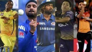 IPL 2020: The Top-Five Highest Wicket-Takers in the League's History