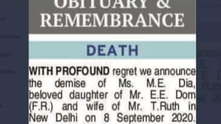 This Twitter User Wrote An Obituary For Death Of Media & Confused by The Wordplay, A Newspaper Actually Published It!