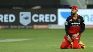 IPL 2020, KXIP vs RCB: Virat Kohli Takes Blame For Defeat, Says Time to Learn And Move on