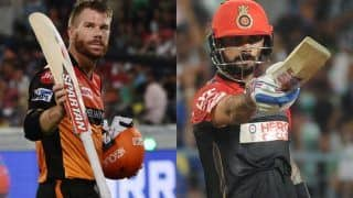 IPL 2020, Match 3 Preview: Sunrisers Hyderabad vs Royal Challengers Bangalore