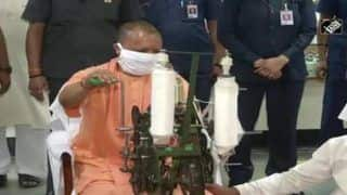 'Girls Are Being Raped in UP, What's The Govt Doing? Spinning a Charkha'; Twitter Mocks Yogi Adityanath