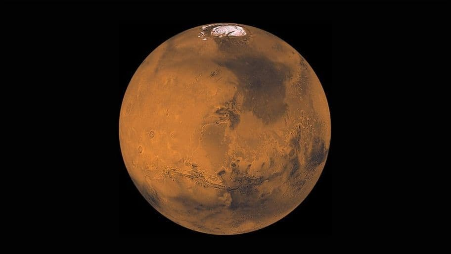 MARS: Journey to the Red Planet | Planets, Life on mars