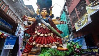 Durga Puja Pandals Alerted as IMD Predicts Heavy Rain in Bengal Over Next 2 Days