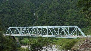 Amid India-China Border Talks, Rajnath Singh Inaugurates 44 Key Bridges in Ladakh, 6 Other States