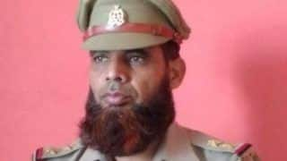 Muslim Cop in Uttar Pradesh's Baghpat Suspended For Keeping a Beard Without Permission