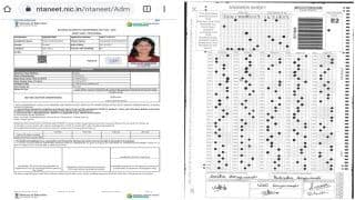 NEET Results: MP Student Dies by Suicide After Getting 6 Marks, OMR Sheet Actually Shows 590!